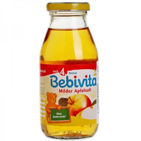 Blevit Бебешки сок меки ябълки 200мл.